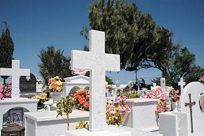 Griechischer Friedhof - p0452073 von Jasmin Sander