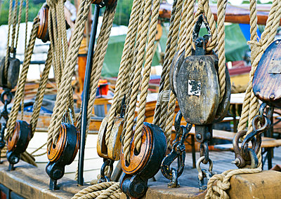 Pulleys - p312m956660f by Jeppe Wikstrom