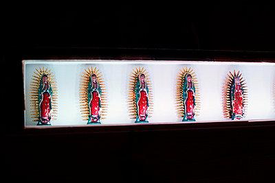 Heiligenfiguren - p6060650 von Iris Friedrich