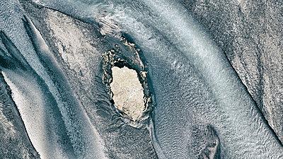 Icelandic Nature Abstract - p180m2043741 by Martin Llado