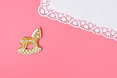 Pink - p715m755894 by Marina Biederbick