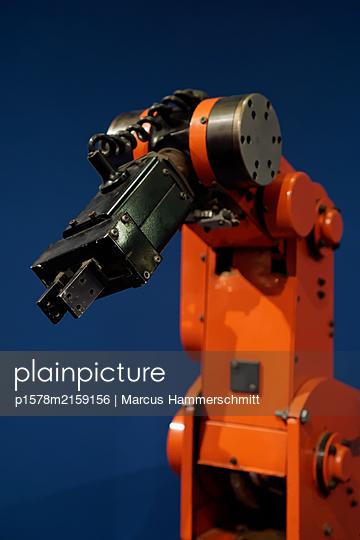 Wir sind die Roboter - p1578m2159156 von Marcus Hammerschmitt