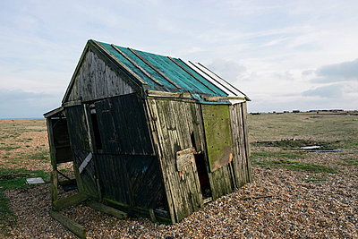 Dungeness - p800m830721 by Emma McIntyre