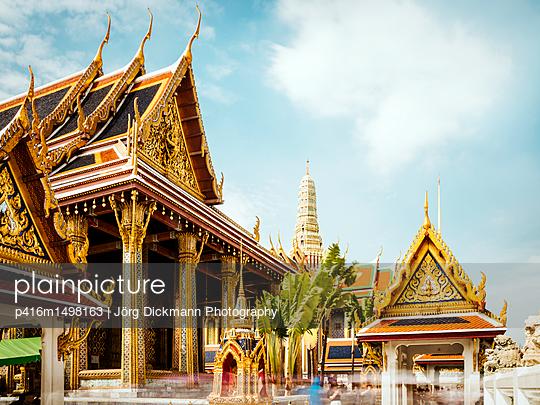 Bangkok - p416m1498163 von Jörg Dickmann Photography