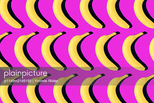 Bananas - p1149m2145193 by Yvonne Röder