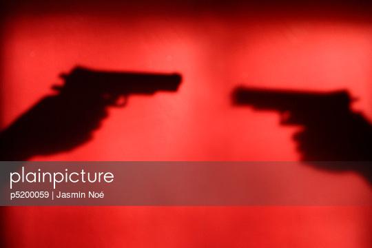 Duell - p5200059 von Jasmin Noé