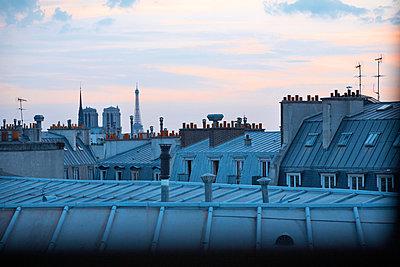 Paris - p1411m1477625 von Florent Drillon