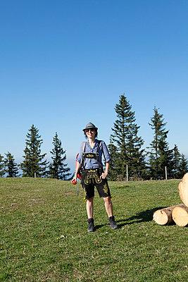 Wandern - p4541708 von Lubitz + Dorner