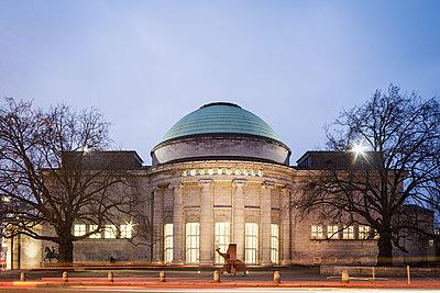 Kunsthalle Hamburg - p1222m1214208 von Jérome Gerull