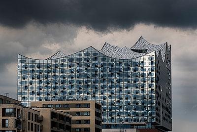 Germany, Hamburg, Elbe Philharmonic Hall - p229m2278652 by Martin Langer