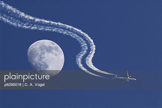 Mondflieger - p6290018 von C. A. Vogel