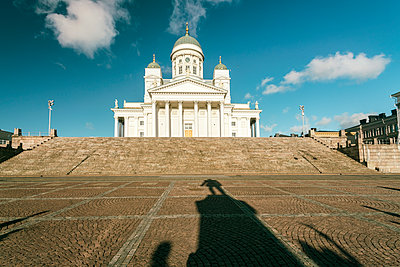 Helsinki Cathedral  - p1332m1572959 by Tamboly