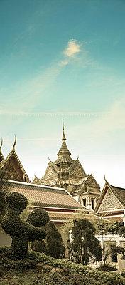 Großer Königspalast in Bangkok - p375m1021396 von whatapicture