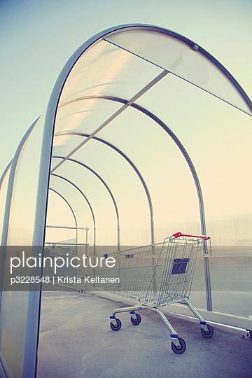 Shopping cart - p3228548 by Krista Keltanen