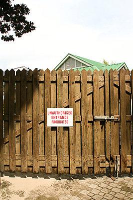 No entrance - p0452407 by Jasmin Sander