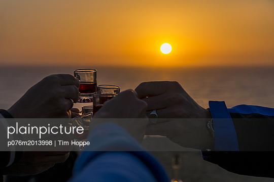 Abenddrunk - p076m2013998 von Tim Hoppe