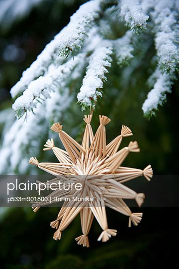 Christmas decoration - p533m901800 by Böhm Monika