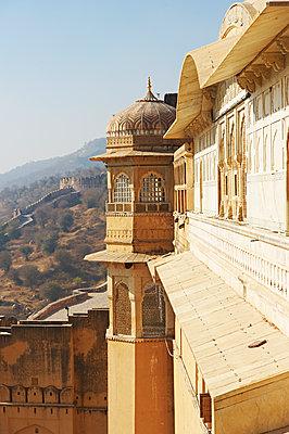 Festung Jaigarh in Jaipur - p1259m1111433 von J.-P. Westermann