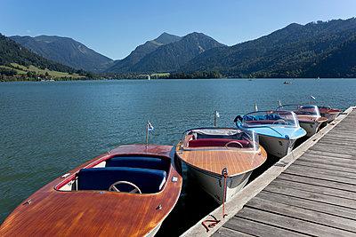 Urlaub am Schliersee - p454m1179112 von Lubitz + Dorner