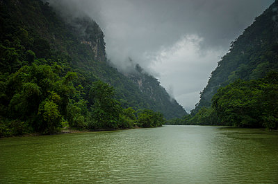 Ba Be lake in Bac Kan Province - p934m1022128 by Sebastien Loffler