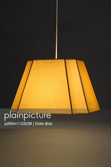Lampe - p265m1123238 von Oote Boe