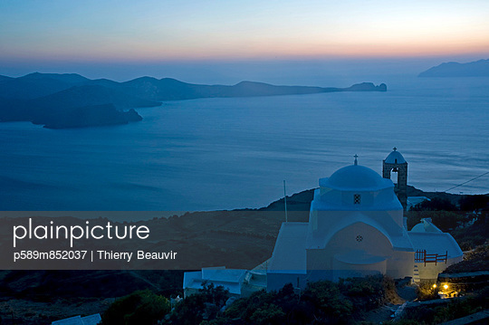 Greece - p589m852037 by Thierry Beauvir