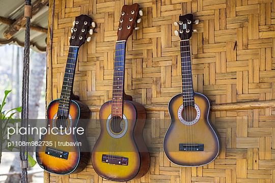 Drei Gitarren - p1108m982735 von trubavin