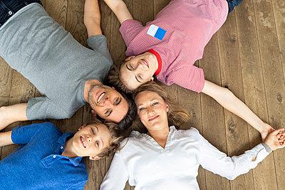 Familienleben - p608m2087510 von Jens Nieth