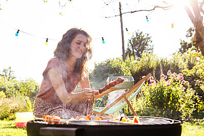 BBQ - p788m2027456 by Lisa Krechting