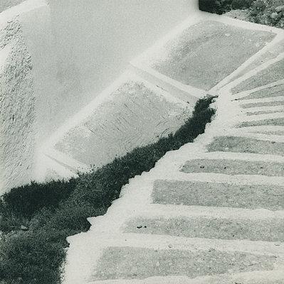 Church stairs - p1677m2258958 by nina e. reiter