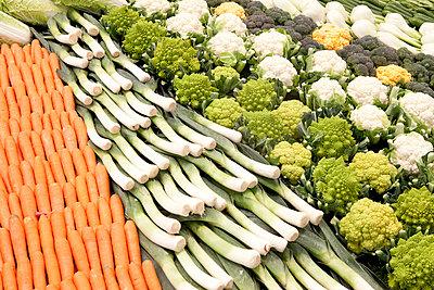 Gemüse - p898m853028 von Julia Blank