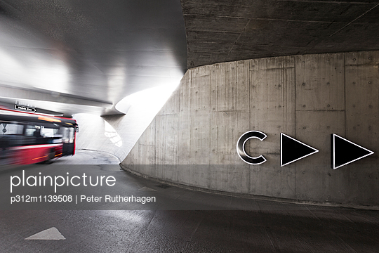 Tunnel - p312m1139508 by Peter Rutherhagen