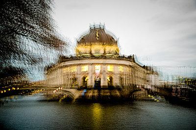 Bode Museum, Berlin, Germany - p1062m1172123 by Viviana Falcomer