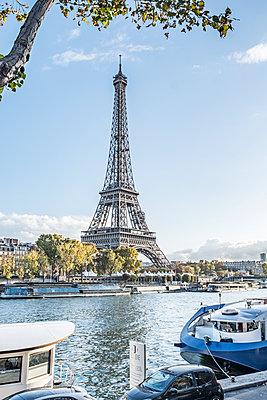 Eiffelturm - p1243m1515788 von Archer