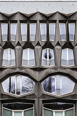 Facade - p1256m2098953 by Sandra Jordan