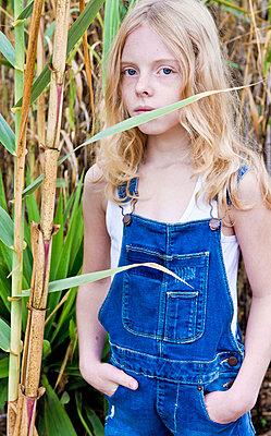Farmer's girl - p1070m1467939 by Meeke Voges