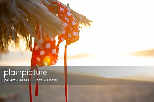Strandleben - p454m2044141 von Lubitz + Dorner