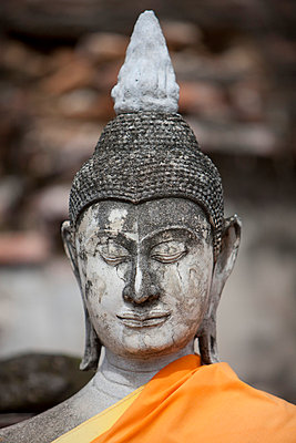 Buddhastatue - p7980183 von Florian Löbermann