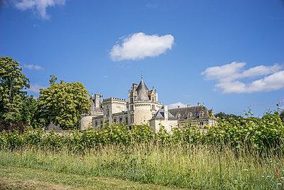 Schloss Brézé - p1402m1586184 von Jerome Paressant