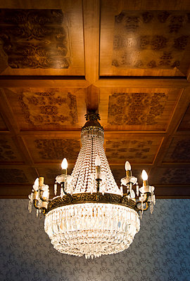 Chandelier - p954m800575 by Heidi Mayer