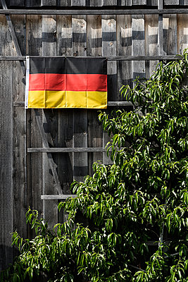 Flag of Germany - p1149m1147257 by Yvonne Röder