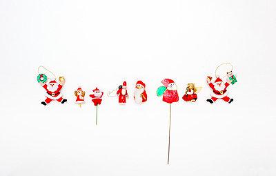 Weihnachtsmänner - p6060658 von Iris Friedrich