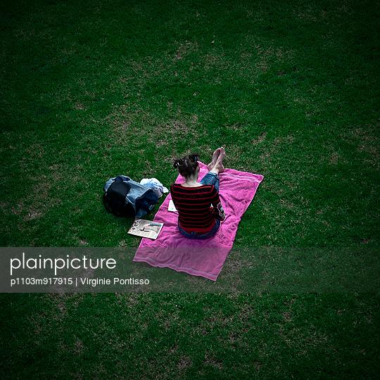 Picnic - p1103m917915 by Virginie Pontisso