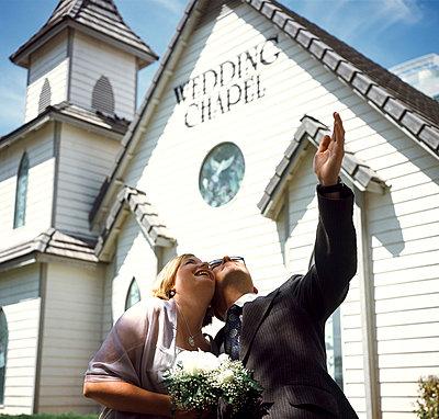 Bridal bouquet - p5740051 by Gerald Bucher