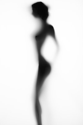 The outlines of femininity - p1561m2150187 by Andrey Cherlat