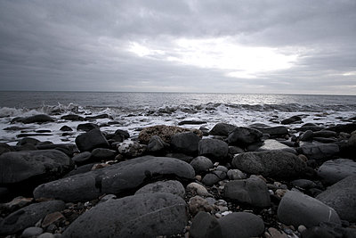 Jurassic coast - p1121m918504 von Gail Symes