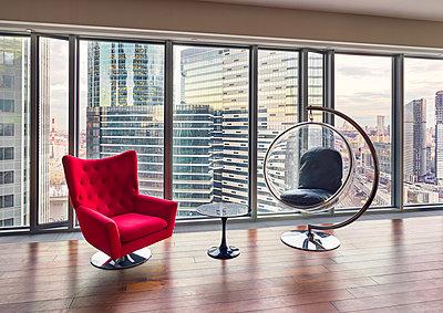Penthouse - p390m1582803 von Frank Herfort