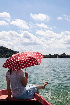 Erholung am See - p4540769 von Lubitz + Dorner