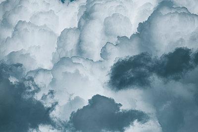 Wolkenformation - p1585m2158630 von Jan Erik Waider
