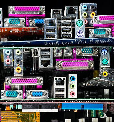 Datenübertragung - p509m966331 von Reiner Ohms